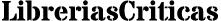 Red de librerías críticas Logo